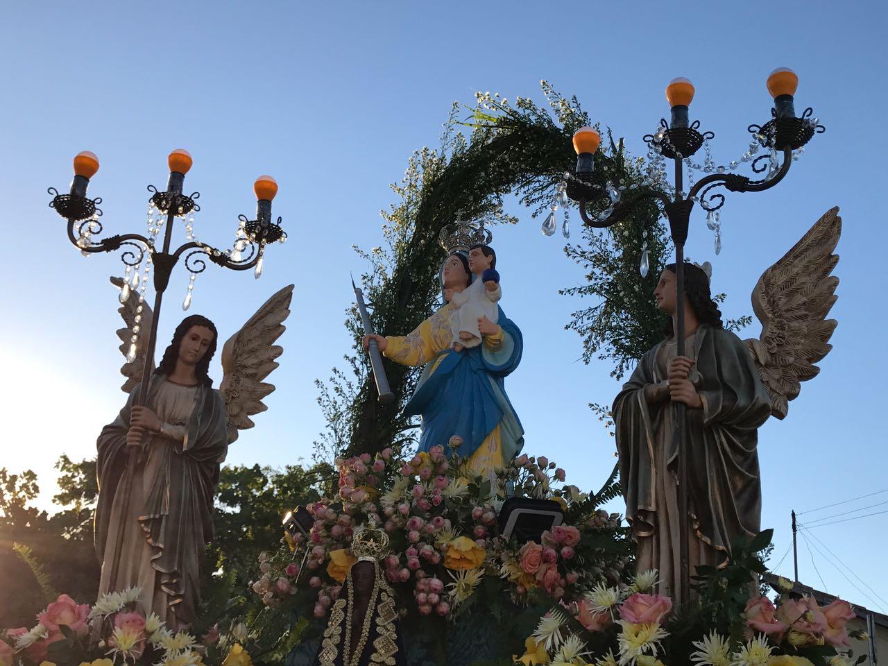 Oeiras Festeja Nossa Senhora Da Vitória; Veja Fotos